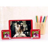 Quality Red acrylic 8x10 photo frame wholesale