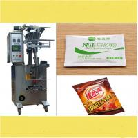 Quality Plastic Bag Liquid Sachet Packing Machine English Chinese Screen Display wholesale