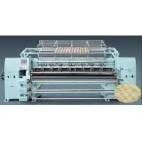 Quality High Precision Computerized Chain Stitch Quilting Machine Low Thread Break Rate wholesale
