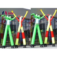 Quality Double Legs Inflatable Air Dancer Advertising Waving Funny Inflatable Air Man wholesale
