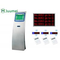 Quality Multiple Multifunction Queue Ticket System Machine Juumei Wireless wholesale