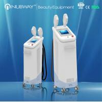 Buy cheap Effective & professional IPL SHR Hair Removal Machine with CE certification product