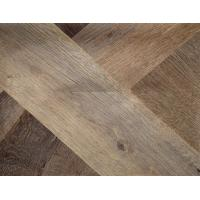 China Custom Wood Effect Pvc Film / Non Self Adhesive Pvc Floor Mats For Home on sale