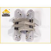 Quality Hidden 180 Degree Cross Concealed Inside Door Hinges Of Zinc Alloy wholesale