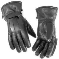 Quality Black Leather Gloves (NF10-M23) wholesale