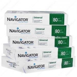 Quality Navigator A4 Copy Paper 70gsm/75gsm 80gsm wholesale