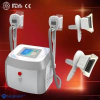 Quality Fat reduction Cryolipolysis freeze slimming machine with two Cryoli handles wholesale