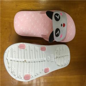 China Female PVC Non-slip Slipper Soft for Bathroom Indoor Pool Couples for Women on sale