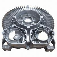 Quality Die Casting/Aluminum Heatsink Housing, Measures 1000mm wholesale