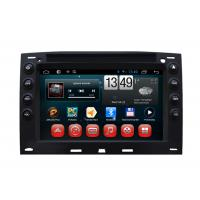 Quality  Megane Car GPS Navigation System Android OS DVD Player AM FM Tuner USB wholesale