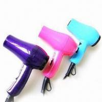 Quality Mini Hair Dryers with Auto Over Heating Protection System, Long Life DC Motor wholesale