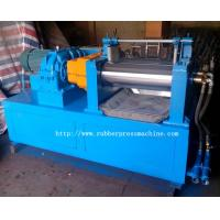 Quality Safety Open Rubber Mixing Mill Machine With Emergency Stop Device wholesale
