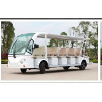 Quality 2019 hot sale amusement park 20 seat big Electric Trackless Sightseeing Train wholesale