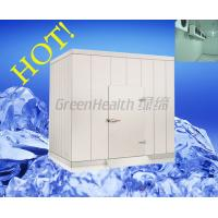 Quality 50 - 200mm Thickness Pu Sandwich Panel Cold Storage Chamber Flame Resistance wholesale
