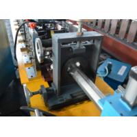 Quality Shutter door Octagon Steel Tube Pipe Metal Roll Forming Machine with PLC wholesale