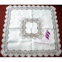 China Chemical lace tablecloth-ST-t80385 on sale