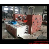 Cheap Automatic H Beam Assembling Welding Straightening Line for H Beam Making for sale
