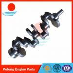 Quality NKR77 crankshaft 4KH1 part No. 8-97131-664-0 for Isuzu wholesale