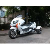Quality 8HP Electric 3 Wheel Motorcycle Electric Start 150cc Scooter With Windshield wholesale