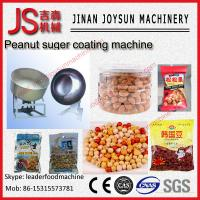 Quality Multi-Function Peanut Coating Machine Wrapped And Smoothly wholesale