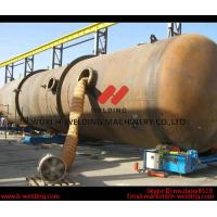 Cheap Movable 2T - 60T Welding Turning Rolls / Pipe Rotators / Tank Turning Roll 60000kg for sale