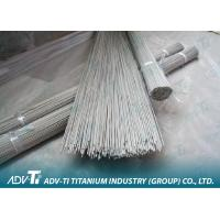 China ASTM / AMS Standard Titanium Alloy Wire Commercial Pure 0.03mm - 6mm Straight on sale