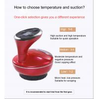 China Professional  Electric Scraping Massager Body Massage Suction Machine on sale