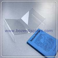 Clear Plastic Book Cradle/Acrylic Book Holder for sale