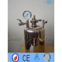 Quality Wine Beer  Water Equipment Laboratory Pressure Vessel Safety wholesale