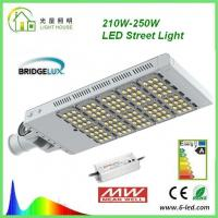 Quality Rotatable 200W LED street light 50000 Hrs Life Span AC 85 – 277 V CE RoHS Certificate wholesale