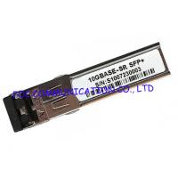 Quality Dual LC Pluggable Interfaces SFP Transceiver / fiber optic transceiver module for Networks wholesale