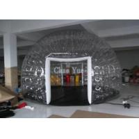 Quality Transparent Dome PVC Lounge Tent wholesale