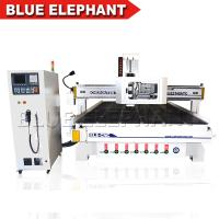 Buy cheap Automatic wooden furniture making machine , ATC cnc router machine 2140 big size for wood work from wholesalers