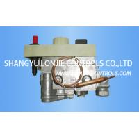 China thermostatic gas controls for water storage heater on sale