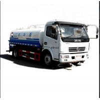 Quality 150hp Horsepower 8m3 Water Tank Truck Left / Right Hand Drive Euro2 / 3 / 4 wholesale