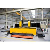Cheap Double - Spindle CNC Plate Processing Machine Gantry Movable Type Flexible for sale