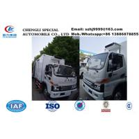 Quality 2019s new cheapest price Euro Ⅴ JAC brand 3tons reefer van truck for sale, China bottom price refrigerated truck wholesale
