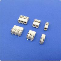 Quality 4 mm Pitch SMD LED Connector 2 Poles Tin - Plated Terminal Block Connector wholesale