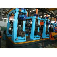 Quality CE BV Listed Industrial Tube Mills Line / Steel Pipe Manufacturing Machine wholesale