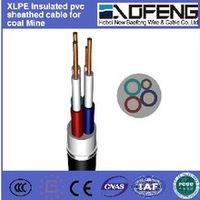 China Low Voltage/Medium/High Voltage Power Cable xlpe insulated copper cable electrical on sale