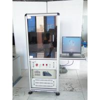 China High Speed  UV Laser Marking Machine For Medical Plastic Packaging Box And Bottles on sale