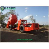Quality RT - 12 Commercial Dump Truck With DEUTZ Air Cooled Diesel Engine wholesale