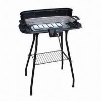 China Electric BBQ Grill with 110 to 230V Rated Voltage and 50Hz Frequency on sale