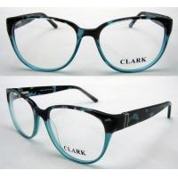 Quality Stylish Colored Hand Made Acetate Optical Frames For Lady, Men wholesale