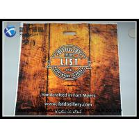 Quality Logo Printed & Customized Durable die cut shopping bags/ Handle bags retail wholesale