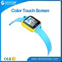Cheap Factory hot sale kids GPS tracker smart watch V83 with GSM SOS calling function for children for sale