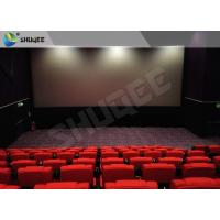 Cheap Arc Screen 3D Movie Theaters Over Hundred Splendid Comfortable Chair for sale