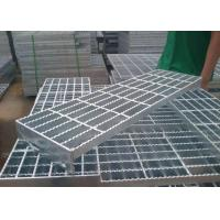 Quality Durable Q235 Outdoor Galvanized Steel Stair Treads High Strength Material wholesale