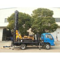 Quality KW20 Portable Drilling Rig Machine Water Well Drilling Rigs Truck Mounted wholesale