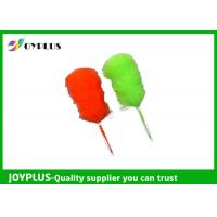 Quality Personalized Dust Stick Duster With Colored Plactic Handle Light Weight wholesale